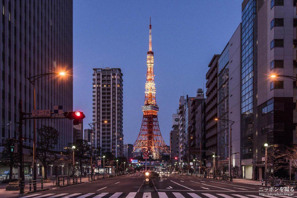 パパ活 サイト 東京タワーの写真